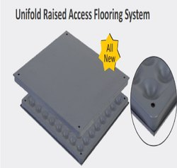 Commercial Building Unifold Raised Access Flooring System
