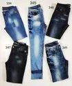 Krimity Men Dobby Denim Jeans