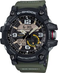 Analog Casual Wear Casio G-Shock Mud Master Men's Watch