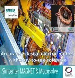 Siemens - Siemens Motorsolve  Software - Software For Electric Machine Design And Development