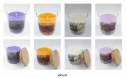 ARM-59 SCENTED JAR CANDLE
