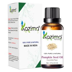 KAZIMA Pumpkin Seed Cold Pressed Carrier Oil