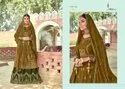 Eba Lifestyle Manjari Fox Georgette With Embroidery Work Designer Suit Catalog