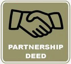 Partnership Deed Registration Service