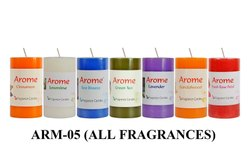 ARM-05 Aroma Pillar Candle 2.75 x 5 (1 Pc / Pkt)
