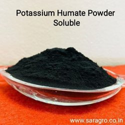 Potassium Humate Powder (Soluble)