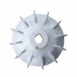 Plastic Fan Suitable For C.R.I 132 Frame Size