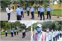 Unarmed Security Guard Service