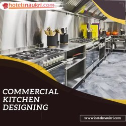 Commercial Kitchen Designing