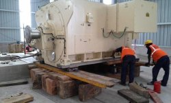 Industrial Machine Shifting Service