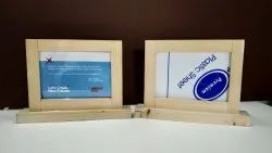 Wooden Pine Wood Photo Frame, For Gift, Size: 4 X 6 Inch
