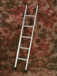 Aluminum Wall Reclining Ladder