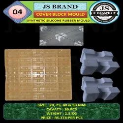 30 Cavity Synthetic Silicone Rubber Mold