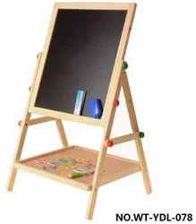 Multicolor WT-YDL-078 Reading Board Wooden Toy