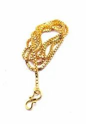 Artificial Brass Gold Plated Chain