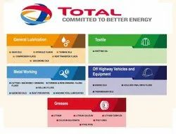 TOTAL Lubrication Oil & Grease