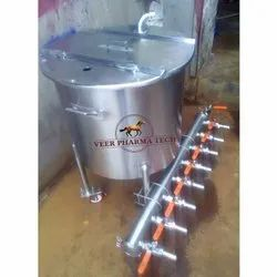 Stainless Steel 304 Storage Tank
