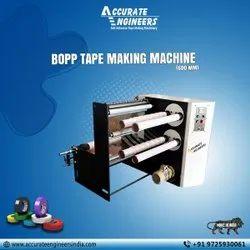 BOPP Tape Slitting Rewinding Machine 600MM
