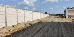 RCC Precast Concrete Wall