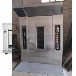 84 trays Diesel Fired Bakery Oven
