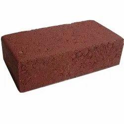 Rectangular Red Cement Bricks
