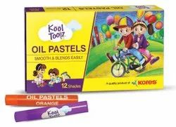 Kores Oil Pastels - 12 Shades