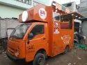 Food Serving Catering Van