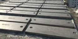 Concrete Covering Slabs