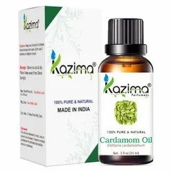 KAZIMA 100% Pure Natural & Undiluted Cardamom Oil