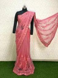 Bollywood Designer Net Saree