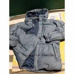Full Sleeve Casual Jackets Used Mens Foam Jacket