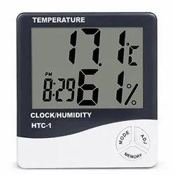 Calibration of Thermohygrometer Under NABL