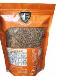 MR Brown Shah Jeera Caraway Seeds, Packaging Type: Plastic Zipper Bag, Packaging Size: 250 Gram