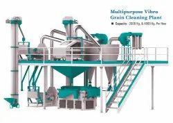 Multipurpose Vibro Grain Cleaning Machine