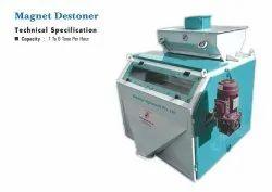 Magnetic Destoner Machine
