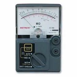 Calibration of Insulation Tester Under NABL