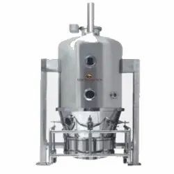 Semi-Automatic Fluid Bed Dryer