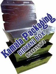 Cardboard Biryani Box, Size: 1000 ml
