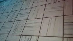 White Hone Finish Makrana Marble Tiles, Thickness: 18 mm, Size: 1x1 Feet