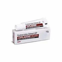 Cipladine Cream ( Povidone-iodine )