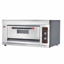 Gas Single Deck 2 Tray Oven