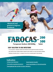Farocas 200 Mg Tablets