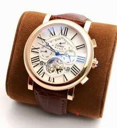 Cartier Mens Wrist Watch