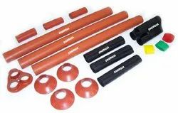 ENERGIA Heat Shrinkable Power Cable Accessories For Industrial