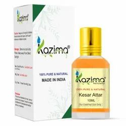 KAZIMA Pure Natural Undiluted Kesar Attar