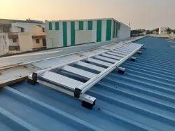 Roof Aluminium Ladder