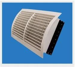 White Powder Coated Universal Grills, For Industrial