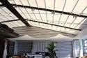 Retractable Fabric Roof