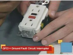 GFCI Switch Board Fitting Services, Ip 44