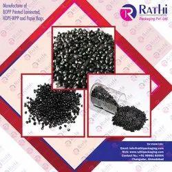 Poly Propylene Reprocessed PP Black Granules, For General Plastics